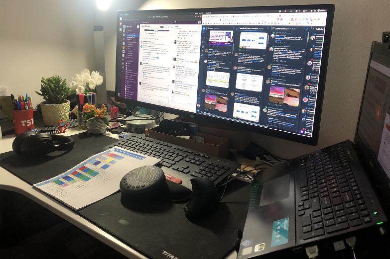 Amr's Setup