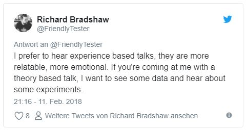 twitter post richard bradshaw